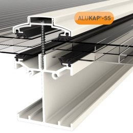 Self Supporting Glazing Bars