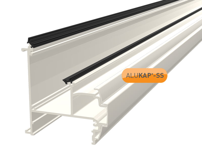 Alukap Ss Self Supporting Wall Plate Amp Eaves Beam