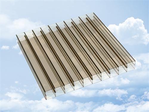 25mm Multi-wall Polycarbonate Sheets