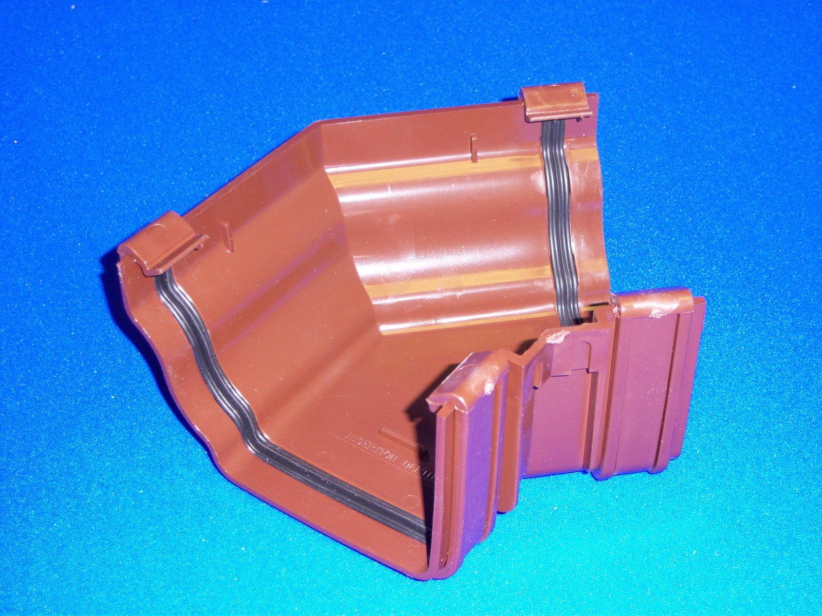 Mgu135 Ultraframe Marley Classic 135 External Gutter 45