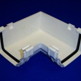 MIA001 - Ultraframe Marley Classic Internal 90 Degree Gutter Bend - RCA52