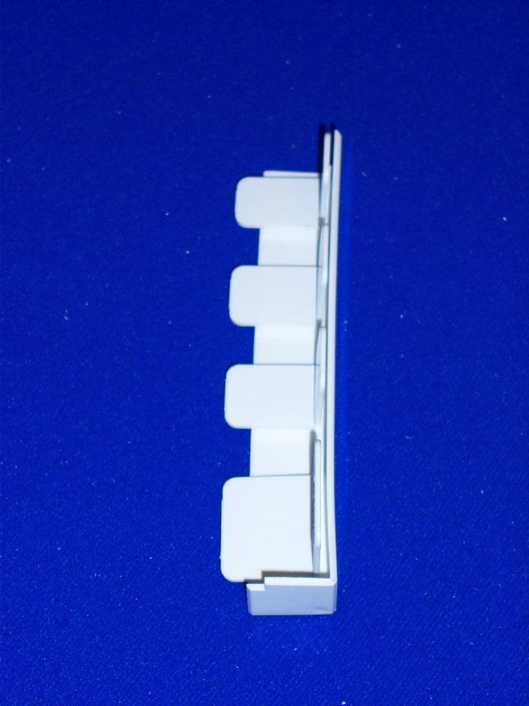 Pfca090e Ultraframe 90 Deg V Groove External Fascia