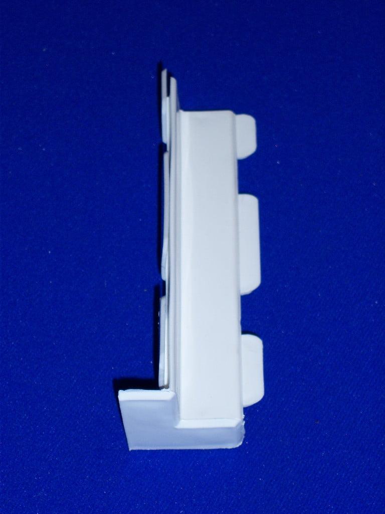 Pfca290v Ultraframe V Groove Fascia Internal 90 Deg