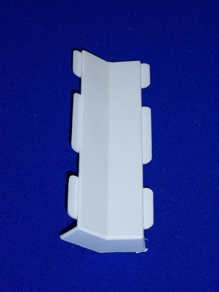 Pfcb135v Ultraframe 135 Deg Internal Fascia Corner