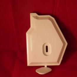 Synseal Global conservatory roof end glazing starter bar end cap left hand - XLEC1L
